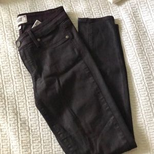 "Paige Coated pants: size 25. ""Vertigo ankle."""